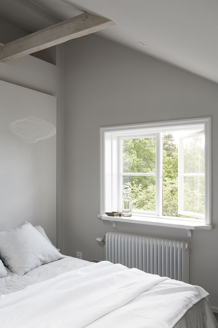 Bedroom Interior design Scandinavian design Stenkullavägen 44   Fantastic Frank