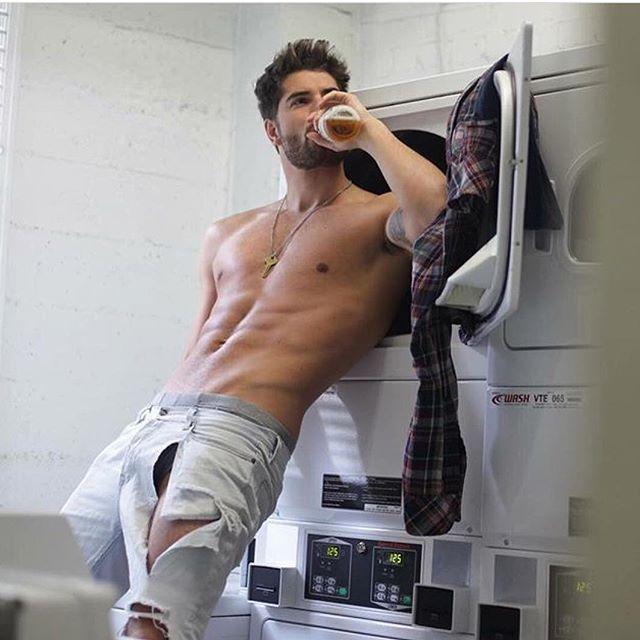 Dirty Laundry  #nickbateman #laundry #sohot #gorgeous #awesome #perfect #handsome #batemanmgmt #LA #teambateman #picoftheday #model #fitness #follow #menhot #instragram #sexiestmanalive
