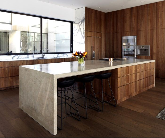 Sustainable Housing Project Located in Sidney - InteriorZine | #kitchen