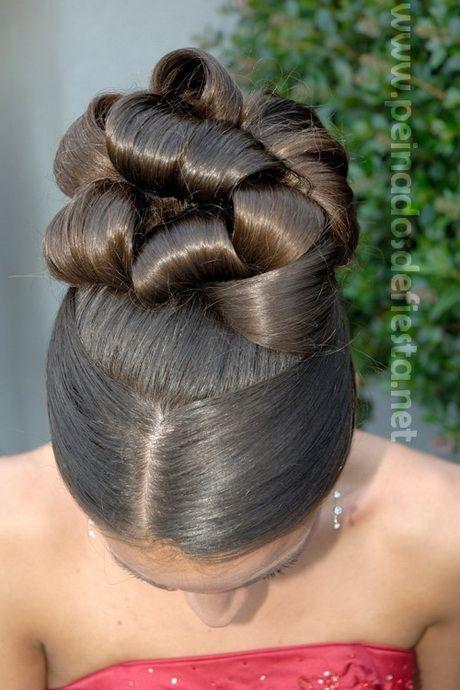 peinado-recogido-con-bucles-11.jpg (460×690)