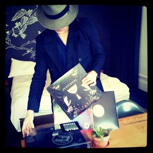 Third Man Records Vinyl now available in all Ace Hotel suites.