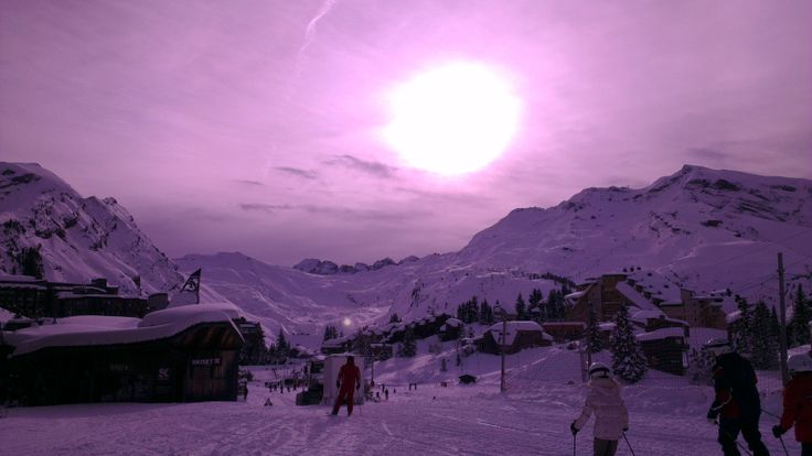 Avoriaz France  We will be back very soon!