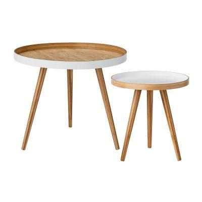 Bamboo soffbord från Bloomingville. Ett modernt och enkelt bord med skandinavisk design. Bordet...