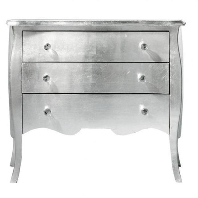 Cómoda, o chest drawers, almacenaje inteligente en el dormitorio: Cómoda de madera maciza: siempre una buena apuesta