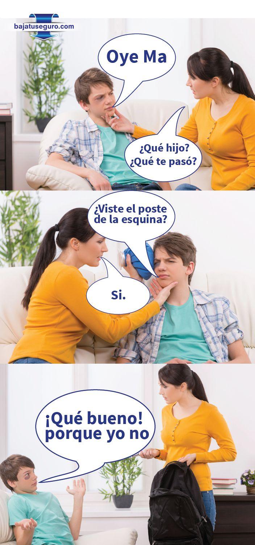 Tómalo con calma, #XsonChavos ¡Mejor entra a cotizar tu seguro de auto en www. bajatuseguro.com!