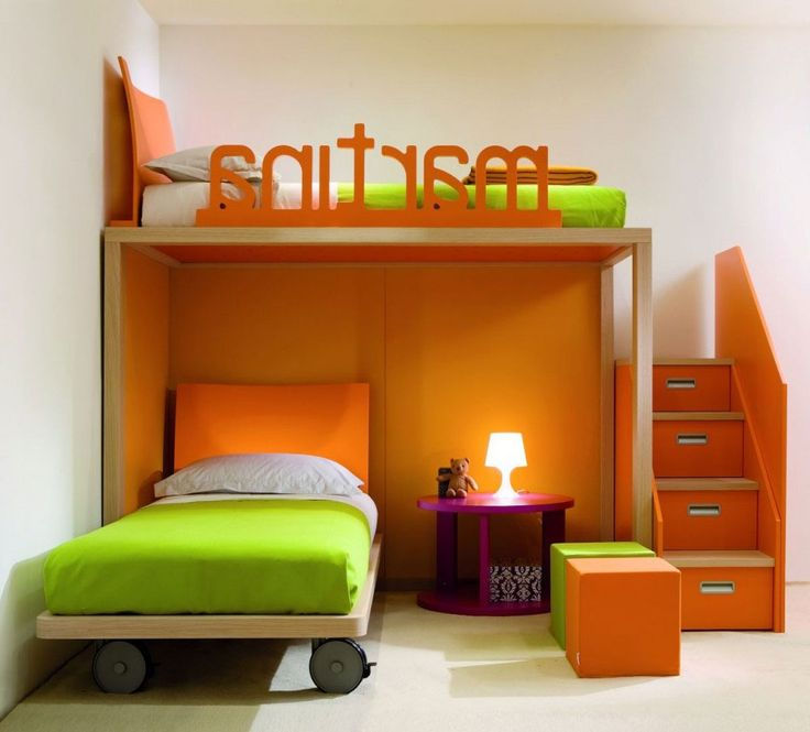 Amazing Shared Kids Bedroom Ideas With Colorfu Home Design | Houzz BC