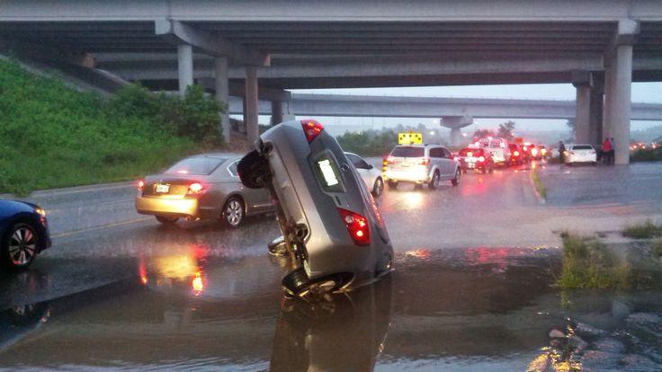 Toronto Floods, July 2013 Posted by floodlist.com