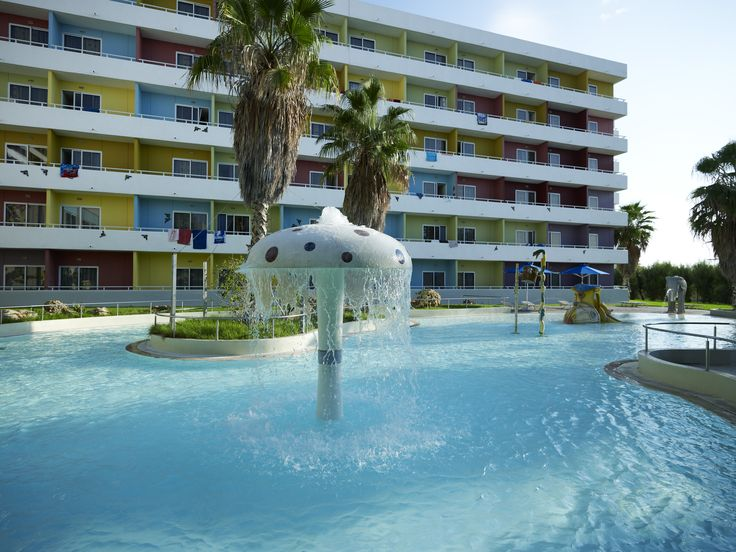 Esperides Beach Family Resort 4* - Book online at http://www.esperides-beach.gr/