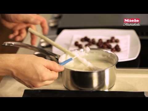 Konyakmeggy bonbon - YouTube