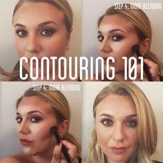 Contouring 101: SMASHBOX Step-By-Step Contour Stick Trio