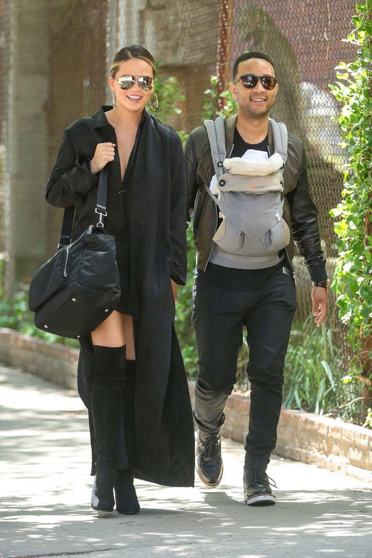 Chrissy Teigen and John Legend are #relationshipgoals.