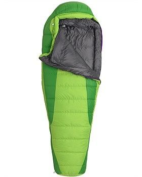 The women's Regular Angel Fire Sleeping bag from Marmot places insulation in areas of increased heat-loss, while its durable construction and high-quality down make it a reliable, all-purpose, three-season bag. Buy Now: http://www.outsidesports.co.nz/Brands/Marmot/AL21200/Marmot-Angel-Fire-Sleeping-Bag.html#.VRx7qvmUe2s