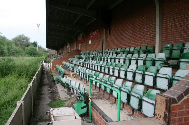 Abandoned Football Stadiums around the WorldThe stadium is now empty after Aylesbury United F.C. were evicted from the stadium in 2006.