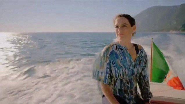 Join Alex Polizzi on her Italian odyssey as she promotes her new Channel 5 show, 'Secret Italy.'