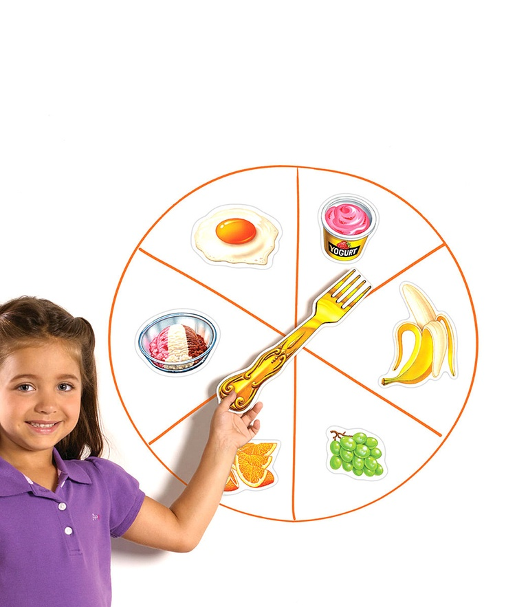 how to teach childre nutrition