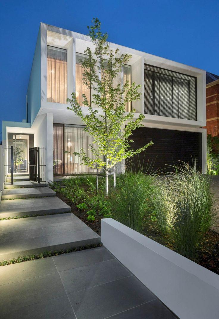 Ben Scott - Garden Design - Erskine St