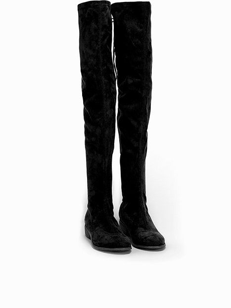 1000  ideas about Thigh High Boots Flat on Pinterest | Black thigh ...