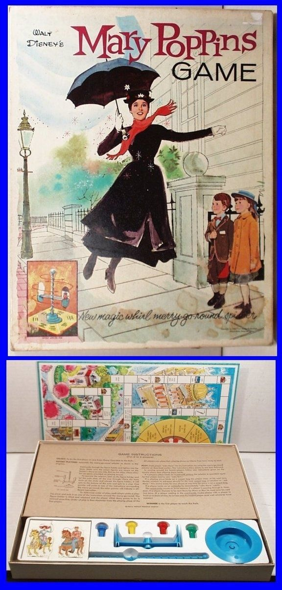 Toys For Mary Poppins : Mary poppins toys disney s game