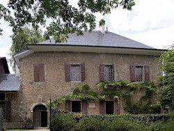Les Charmettes - Maison d'enfance de Jean-Jacques Rousseau  - Chambéry, France