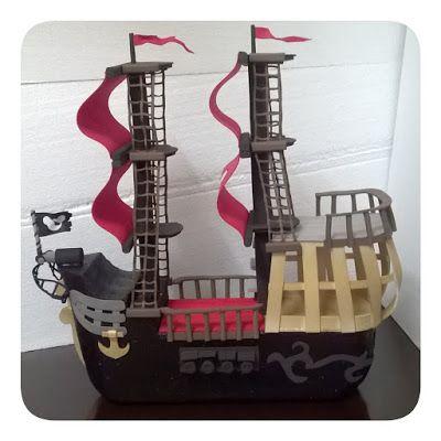 Sonho Mágico Festas: Navio Pirata