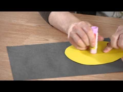 ▶ Kindergarten Solar Eclipse Craft Projects : Kindergarten Crafts - YouTube