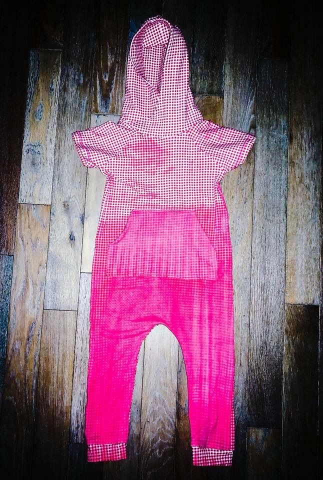 Max and Meena's All the Rage Romper