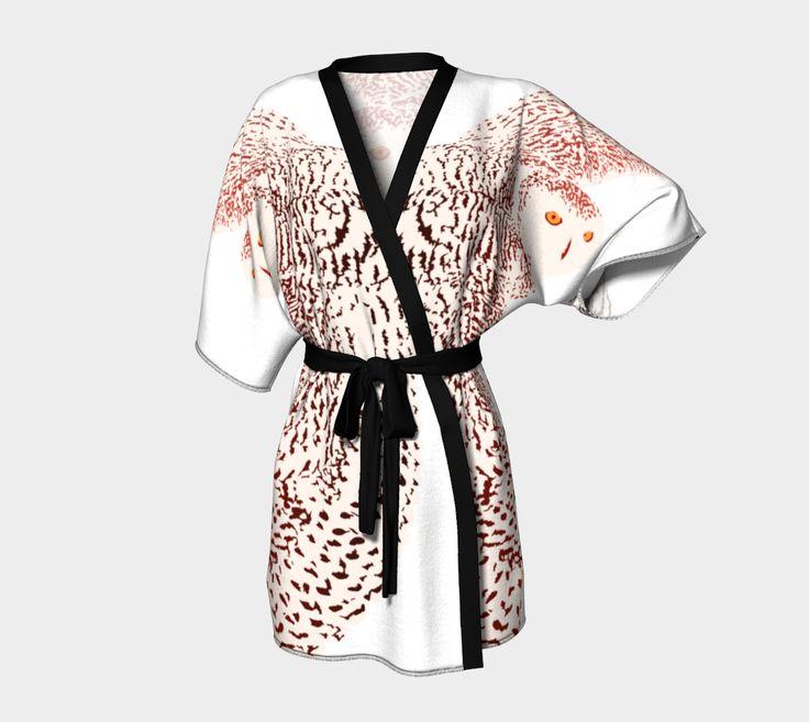 Kimono peignoir | Vêtements | Créer | Art of Where