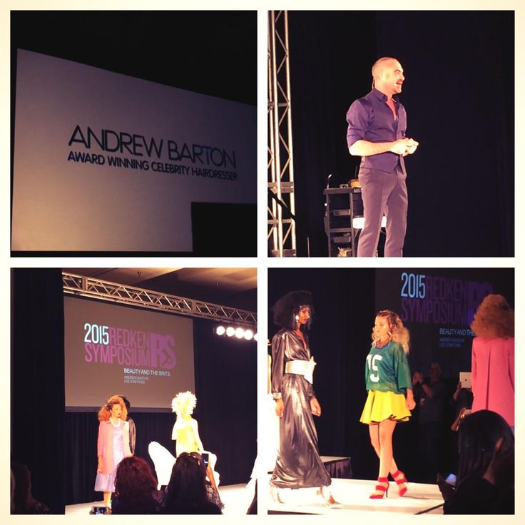 Andrew Barton presenting at #RedkenSymposium2015 #icon
