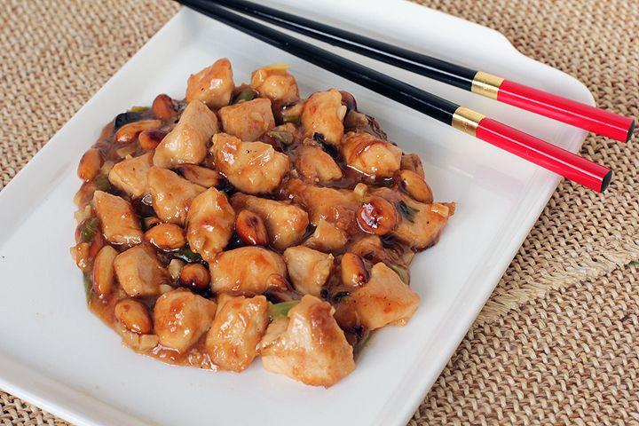 Дело вкусa - Курица с арахисом/Гунбао/Kung Pao chicken