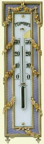 Thermomètre de Nicolas II