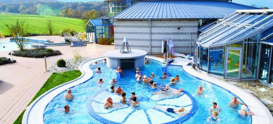 Therme Solebecken