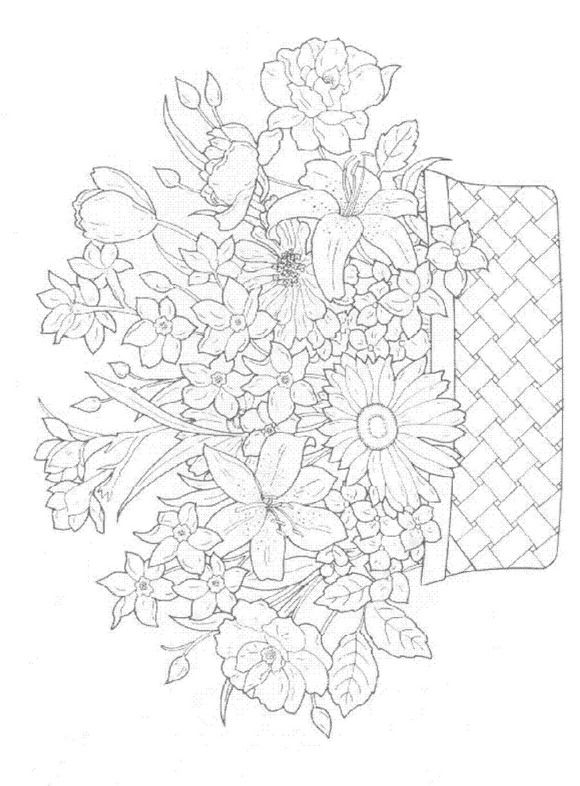 30 coloring pages of Bouquets on Kids-n-Fun.co.uk. On Kids-n-Fun you will always find the best coloring pages first!