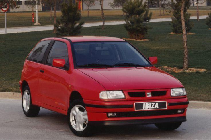 SEAT Ibiza. II Generación.