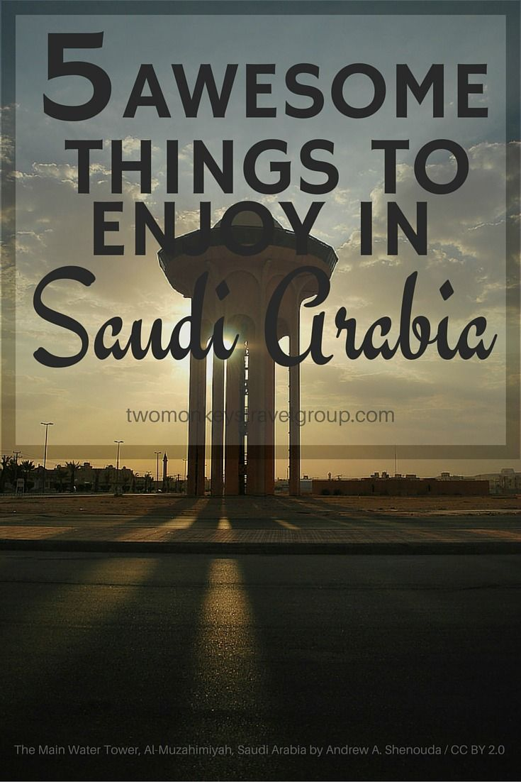 5 Awesome Things to Enjoy in Saudi Arabia. Saudi Arabia is one of the Middle East destinations where you can find a big percentage of Overseas Filipino Workers. Despite the various heartbreaking work-related experiences of some kababayans (Fellow Filipinos) in  this country,  there are still a lot of people who want to secure a job here.