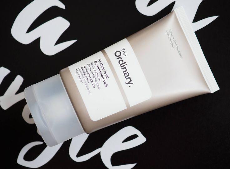 The OrdinaryAzelaic Acid Suspension 10% https://www.deliciousbeauty.pl