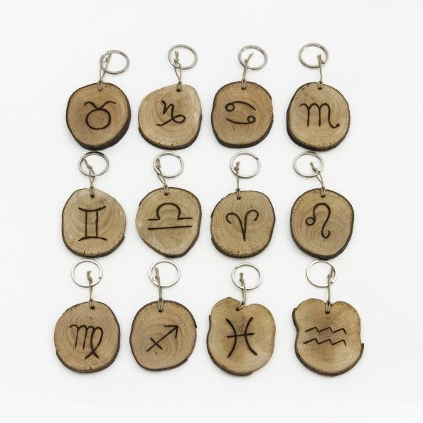 Zodiac Signs Key Holders