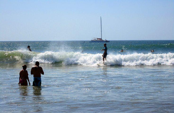 Learning to Surf in Tamarindo, Costa Rica   SuitcaseandHeels.com