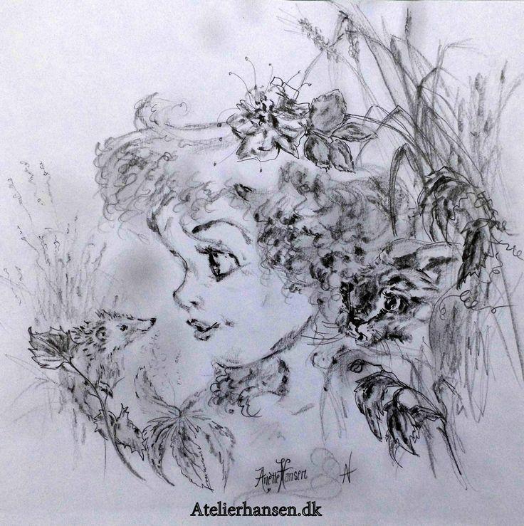 a glimpse of adventure  www.Atelierhansen.dk