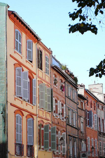 Toulouse : rue des Filatiers