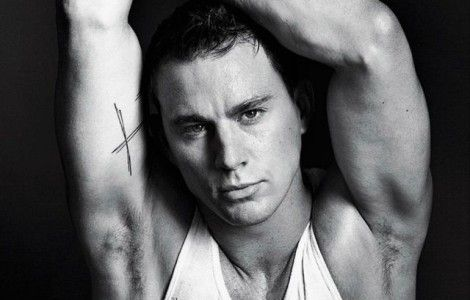 561ca3e4 channing tatum tattoo under arm | Things I'd try someday. | Channing Tatum,  Magic mike, Magic mike movie
