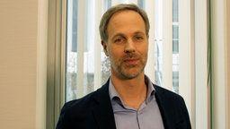 Sebastian Fiedler, Landes-Vorsitzender des Bundes Deutscher Kriminalbeamten und stellvertretender Vorsitzender des Bundes Deutscher Kriminalbeamter | Bildquelle: wdr