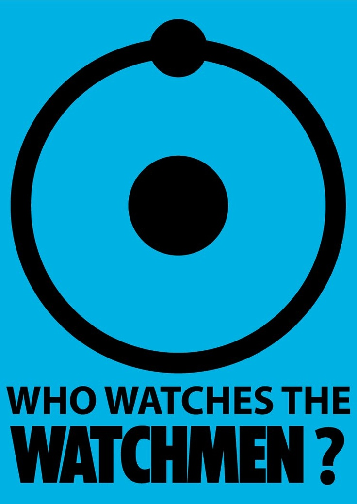 Dr. Manhattan Watchmen