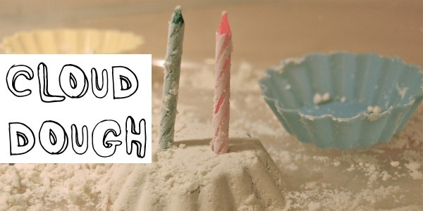 4 cups flour+1/2 cup of oil=cloud dough.: Baby Oil, Cloud Dough, Kids Crafts, Recipe Clouddough, Play Dough, Classroom Ideas, Craft Ideas, Cups Flour