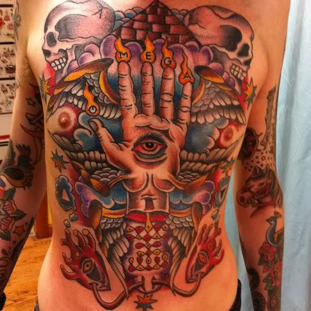 81 best images about Occult / Masonic tattoo inspiration ...
