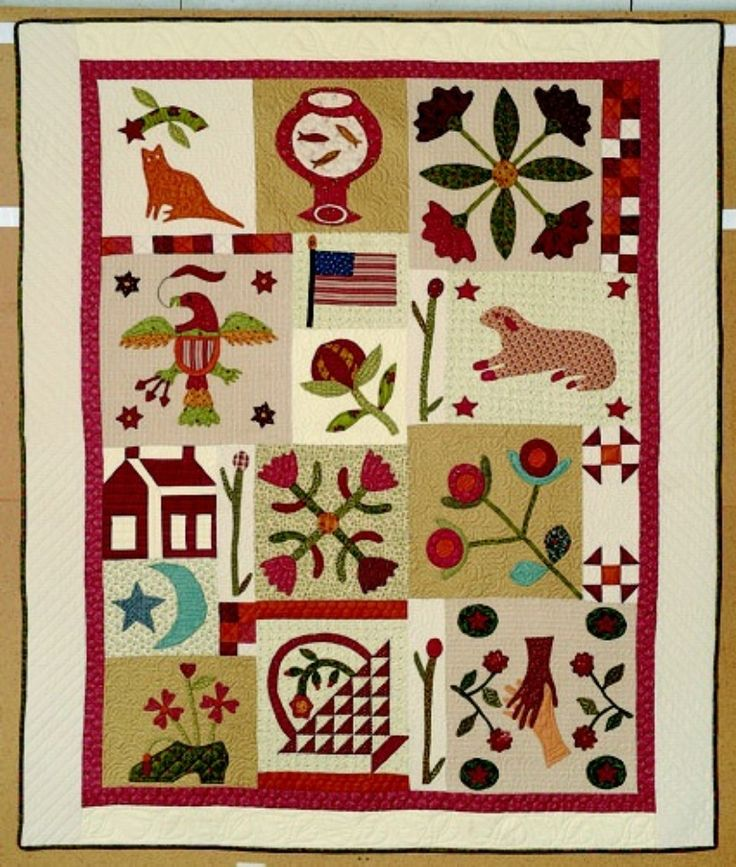 261 best Country Primitive Quilts images on Pinterest | Primitive ... : miami valley quilt guild - Adamdwight.com