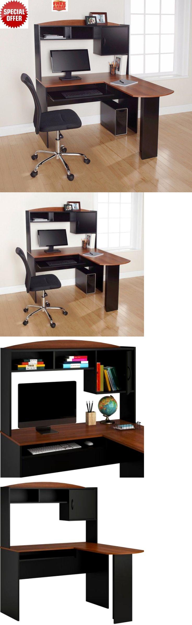 25 best ideas about corner desk on pinterest computer for Bedroom l shaped desks