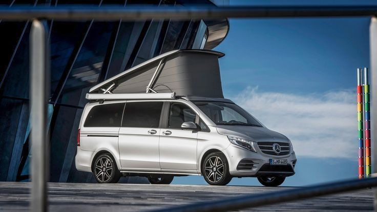 Awesome Mercedes 2017: 2016 Mercedes V Class Marco Polo... Car24 - World Bayers Check more at http://car24.top/2017/2017/02/12/mercedes-2017-2016-mercedes-v-class-marco-polo-car24-world-bayers/