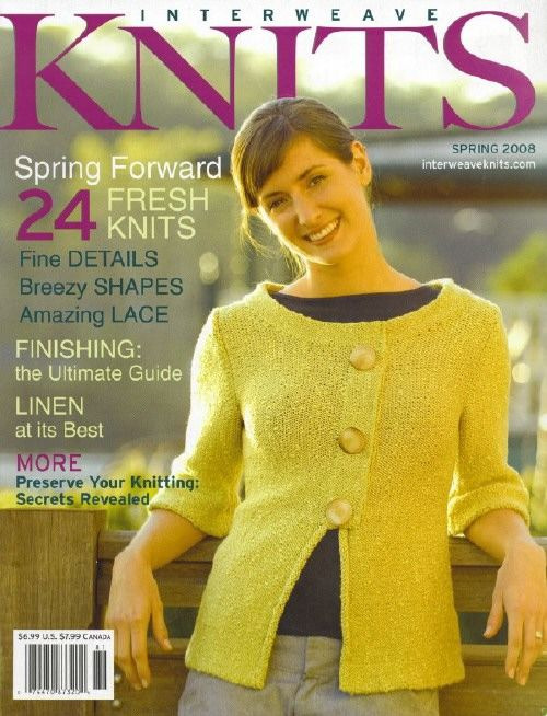 Interweave Knits 2008(5 номеров)+Crochet (Su+F+Sp+W) ww01
