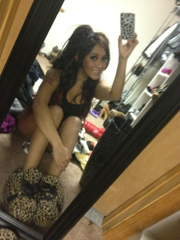 Jesus Snooki looks so good skinny!