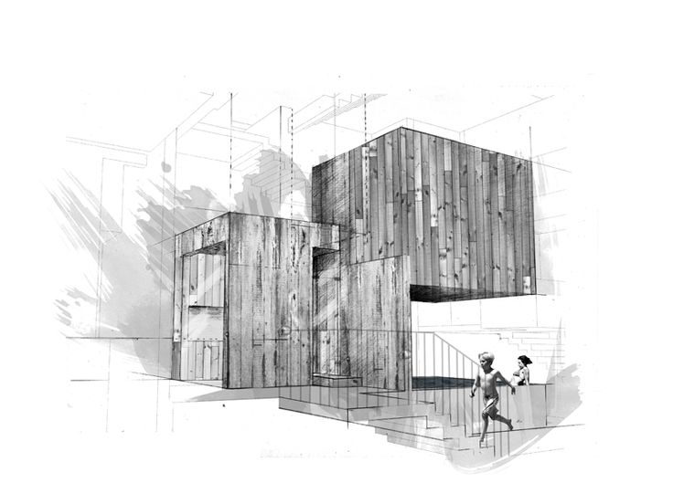 41 best images about definition on pinterest perspective for Residential architectural drawings